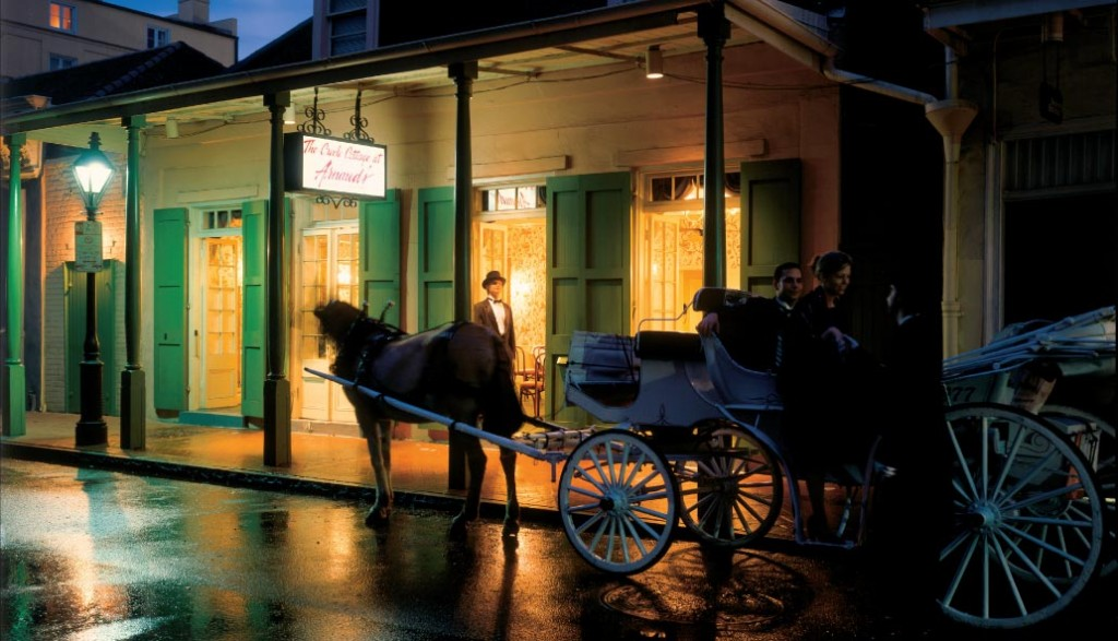 Arnauds restaurant new orleans for Best private dining rooms new orleans